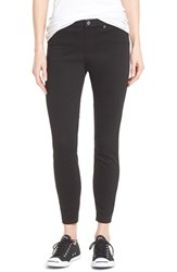 Women's Hue 'Super Smooth' Ankle Leggings Black