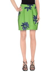 Essentiel Skirts Mini Skirts Women Green