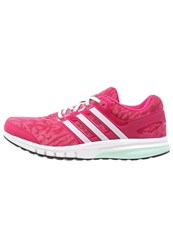 Adidas Performance Galaxy Elite 2 Cushioned Running Shoes Bold Pink White Frozen Green