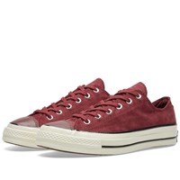Converse Chuck Taylor 1970S Ox Corduroy Red