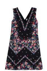 Erdem Garden Shift Dress Multi