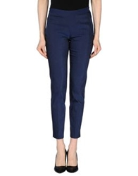 New York Industrie Casual Pants Blue