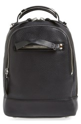 Mackage 'Mini Croydon' Leather Backpack