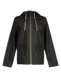 Solid Coats And Jackets Jackets Men Lead