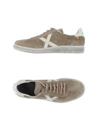 Munich Low Tops And Trainers Khaki