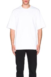 Acne Studios Chelsea Short Sleeve Tee In White