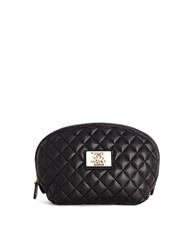 Love Moschino Superquilted Cosmetic Case Clear
