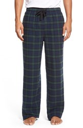 Men's Nordstrom Flannel Lounge Pants Blackwatch