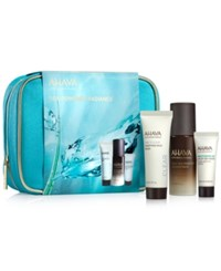 Ahava Sea Powered Radiance 3 Pc. Face Set
