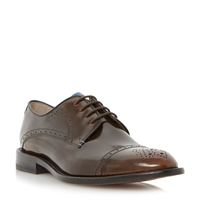 Oliver Sweeney Bewerly Lace Up Formal Brogues Brown