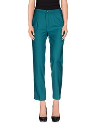 Peuterey Trousers Casual Trousers Women Emerald Green