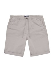 Criminal Perry Woven Jog Short Grey