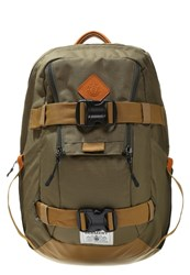 Element The Daily Rucksack Moss Green Oliv
