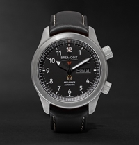 Bremont Mbii Or Automatic Watch