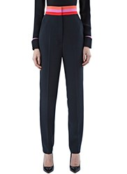Roksanda Ilincic Pre Ss16 Roksanda Piper High Waisted Pants Black