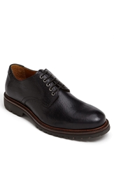 Trask 'Gallatin' Plain Toe Derby Black Bison