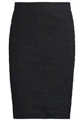 Gap Pencil Skirt True Black