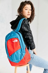 The North Face Double Time Backpack Blue