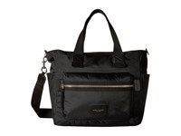 Marc Jacobs Nylon Biker Babybag Black Handbags