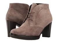 Gabor 55.750 Wallaby Dreamvelour Women's Lace Up Boots Khaki