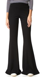 Rachel Pally Luxe Rib Piero Pants Black