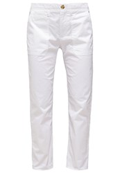 Banana Republic Chinos White