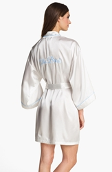 In Bloom By Jonquil 'For The Bride' Robe Ivory