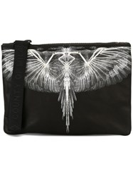 Marcelo Burlon County Of Milan 'Antofalla' Pouch Black