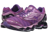 Mizuno Wave Prophecy 5 Hyacinth Violet Royal Purple Black Women's Running Shoes