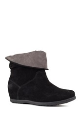 Cougar Fifi Wedge Boot Black