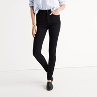 Madewell Rivet And Thread Extra High Skinny Jeans In Angie Wash