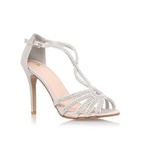 Miss Kg Pepper 2 High Heel Sandals Silver
