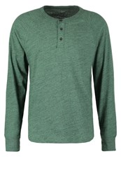 Gap Long Sleeved Top Green Heather