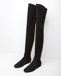 Etoile Isabel Marant Brenna Over The Knee Boot Black