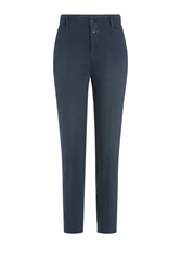 Closed Skinny Cotton Pants Blue