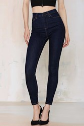 Nasty Gal Blank Nyc Lies And Alibis Skinny Jeans