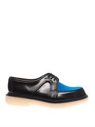 Adieu Type 4 Leather And Suede Brogues