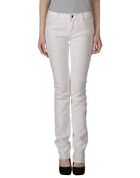 Rachel Roy Denim Denim Trousers Women