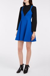 Victoria Beckham Women S Mock Top Mini Dress Boutique1 Multi