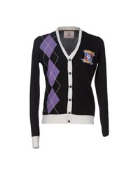 Joe Rivetto Knitwear Cardigans Men Black