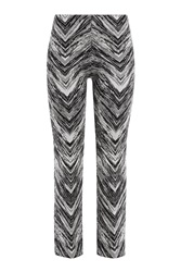 Missoni Cropped Knit Pants Multicolor