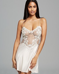 Flora Nikrooz Showstopper Chemise Champagne