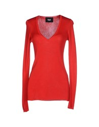 Dandg D And G Sweaters Red