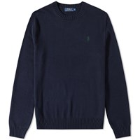 Polo Ralph Lauren Classic Crew Knit Blue