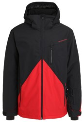 Quiksilver Mission Ski Jacket Black