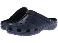 Crocs Classic Cayman Unisex Navy Clog Shoes