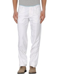 Peter Jensen Casual Pants White