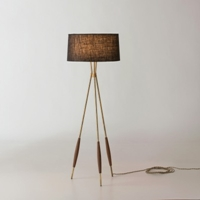 Mulberry Tripod Floor Lamp Lamps Lighting And Hardware