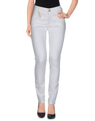 Marani Jeans Denim Pants White