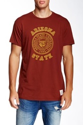 Original Retro Brand Arizona State University Tee Red